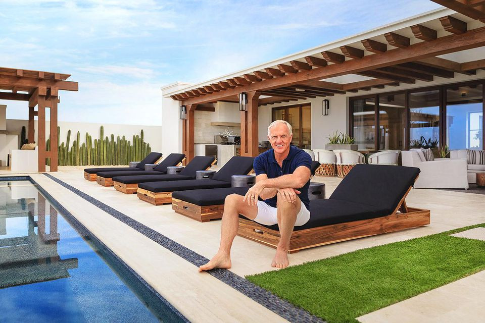 Golfer Greg Norman - Norman Estates Real Estate