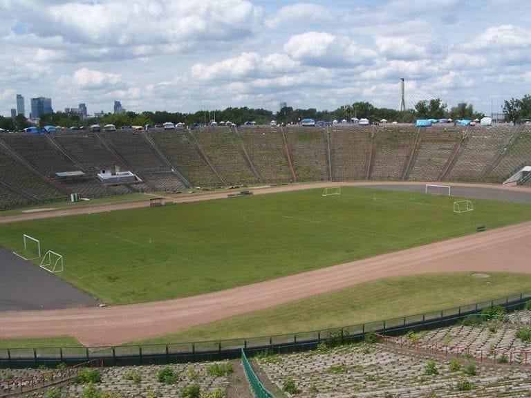 Stadion Dziesieciolecia