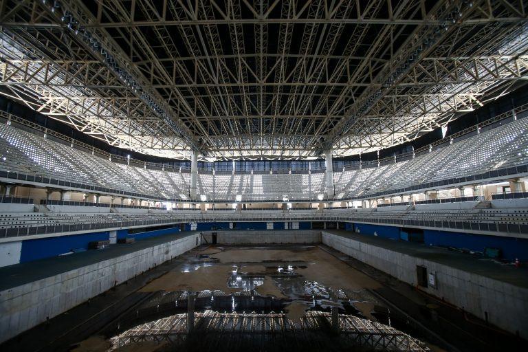 Rio Olympic Pool