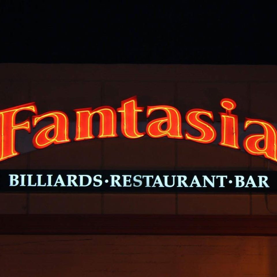 Fantasia Billiards Burbank, CA