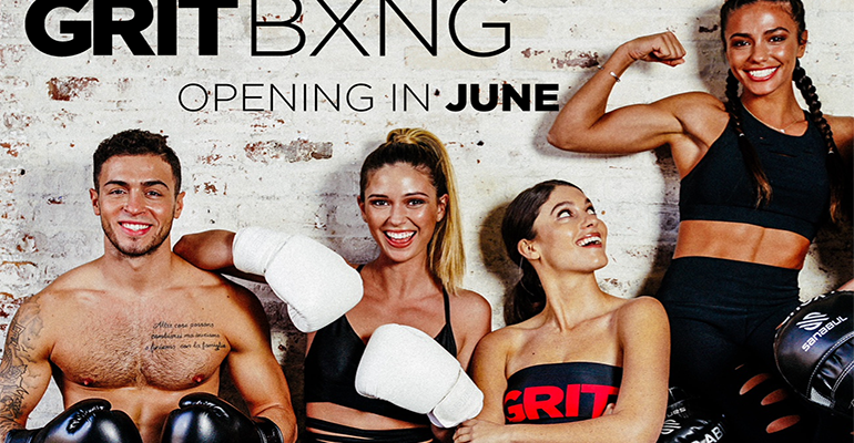 Grit Bxng Opening in June 2019