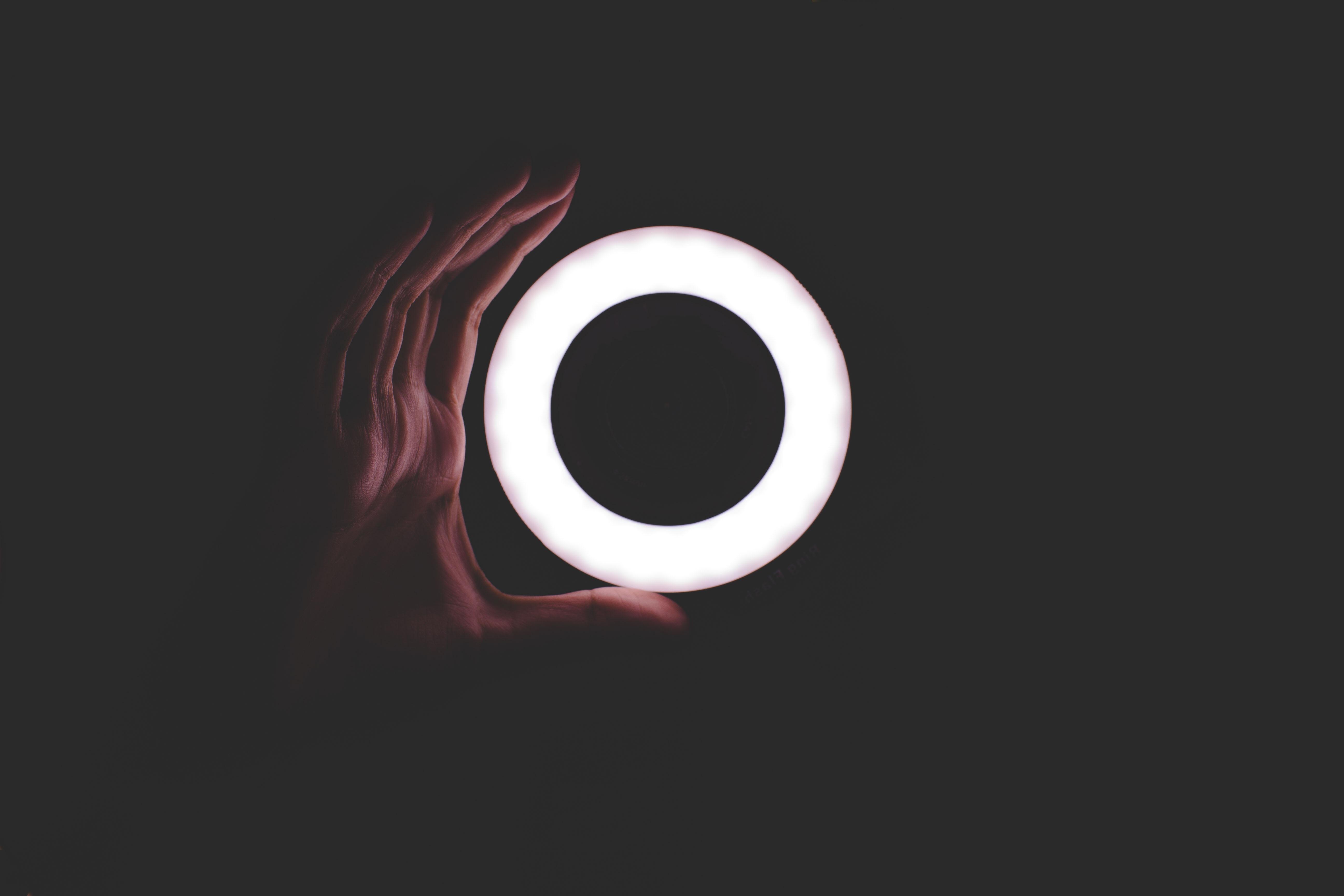 Halo Night-Light