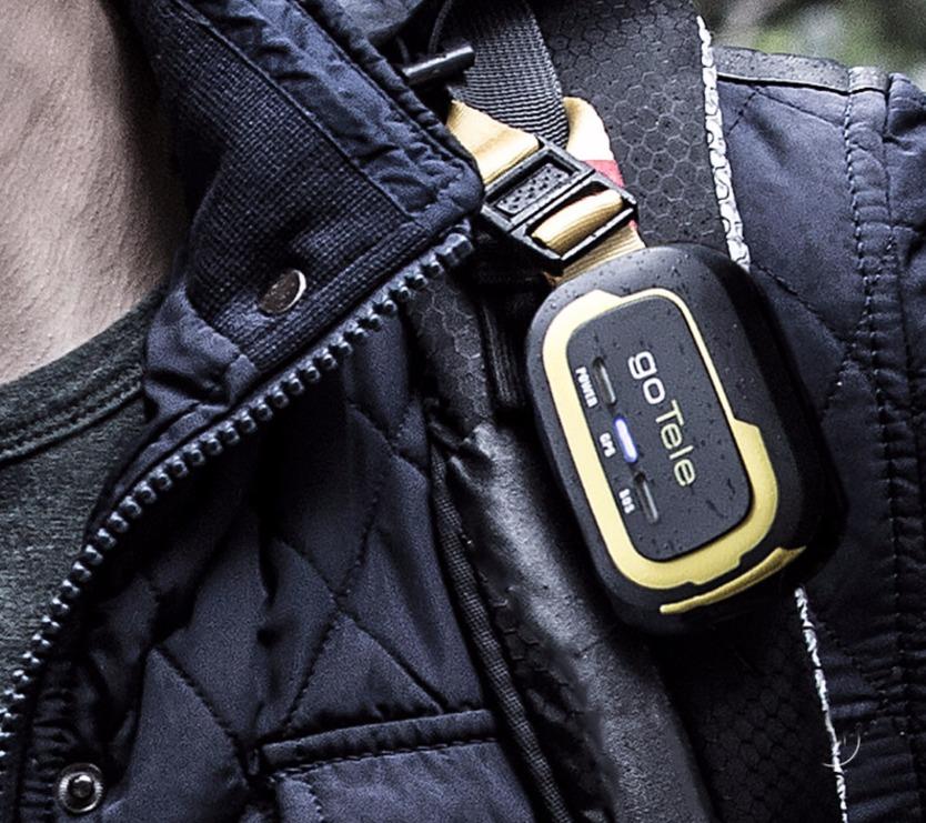 goTele Tracking Device Design