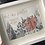 Thumbnail: Edinburgh Zoo Mansion House Print and Watercoloured Print
