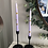 Thumbnail: Pair of Hand Painted Sunflower Tapered Dinner Candles