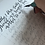 Thumbnail: Custom Calligraphy A4 Written Piece -Vows, Lyrics, Poem, anything