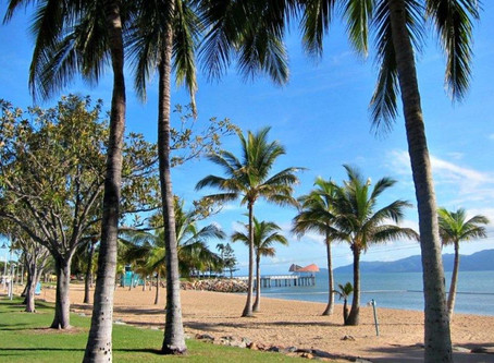 Townsville's 'The Strand'