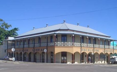 Charters Towers Outback Town