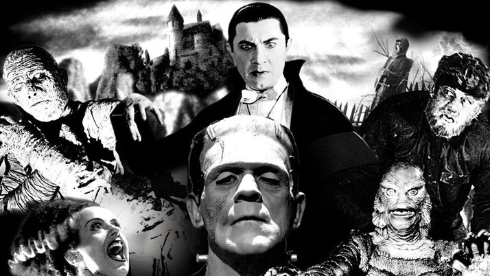 Universal Classic Monsters 30-Film Collection, Part 1: The Original Classics (Blu-ray)