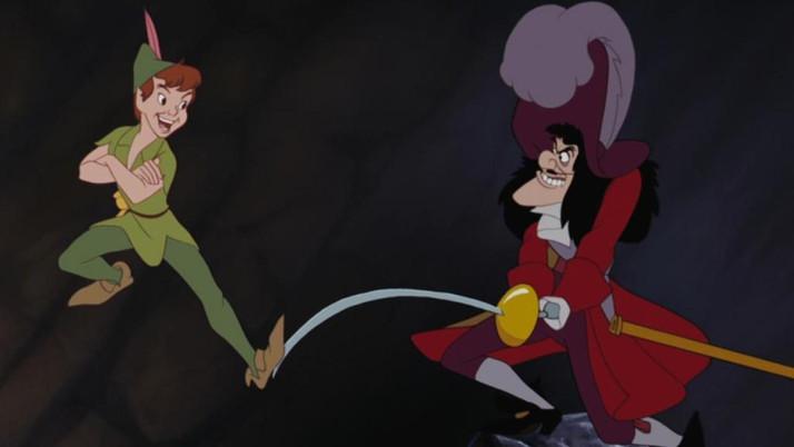 Peter Pan (65th Anniversary Edition): Disney's Grand Adventure Returns to Blu-ray (Blu-ray)