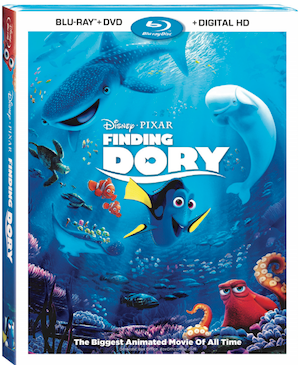 Finding Dory Box Art