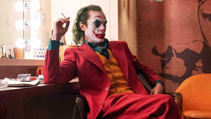 Joker: Phoenix Stuns in Villainous Origin Tale (Blu-ray)
