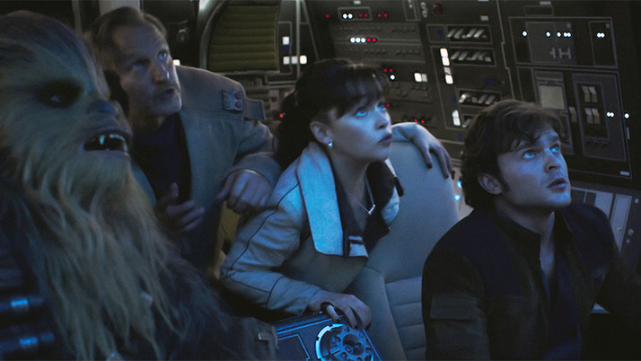 First Reviews for Solo: A Star Wars Story Are In