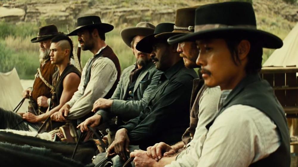 """The Magnificent Seven"" will open TIFF 2016"