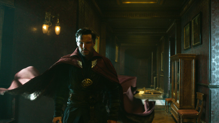 Doctor Strange: Visually Stunning, but Narratively Lacking