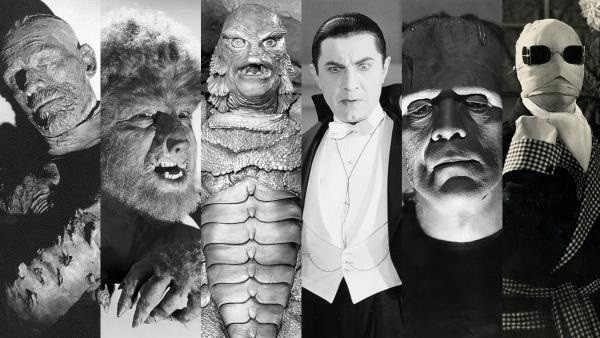 The Universal Monsters