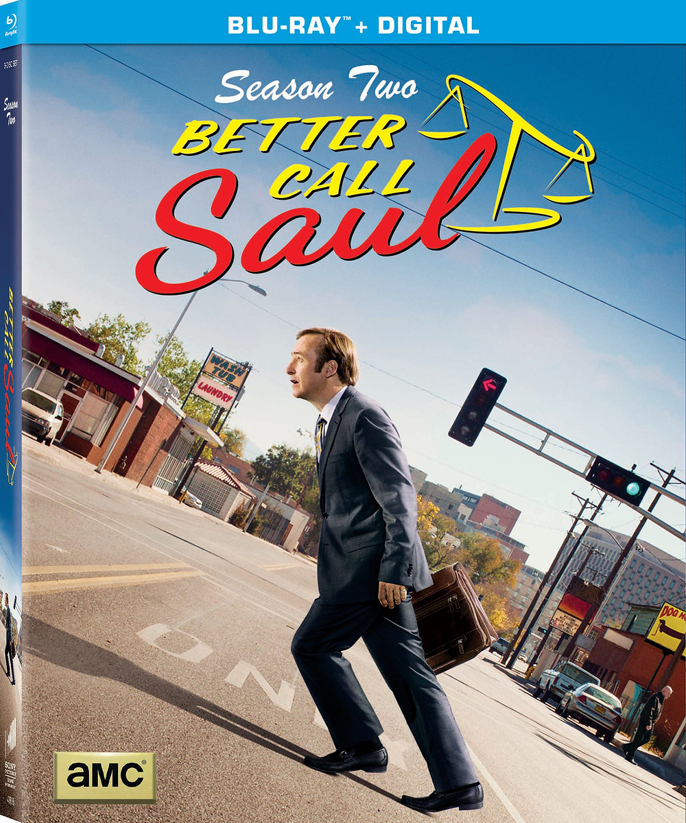 Better Call Saul: Season Two Box Art