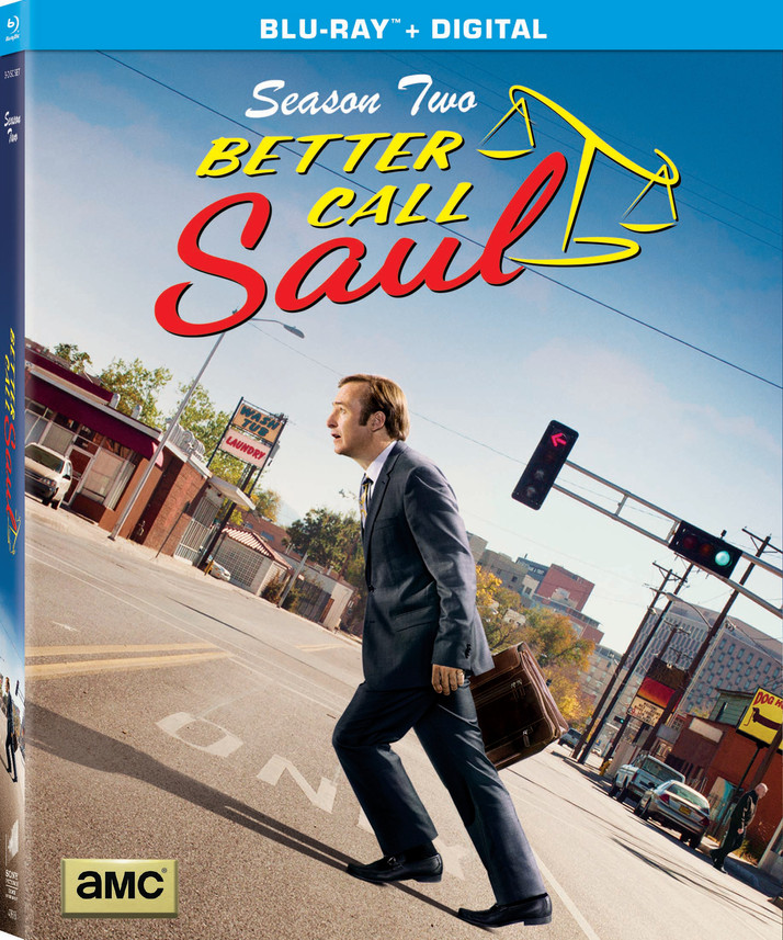 Better Call Saul: Season Two Comes to Blu-ray/DVD on November 15th