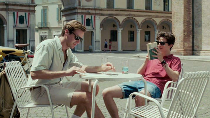 Los Angeles Film Critics Association Names Call Me By Your Name the Best Film of 2017