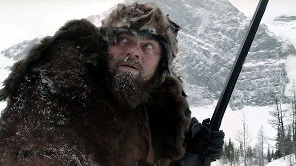 "Hugh Glass (Leonardo DiCaprio) goes on an epic quest for revenge in Alejandro Gonzalez Inarritu's ""The Revenant"""