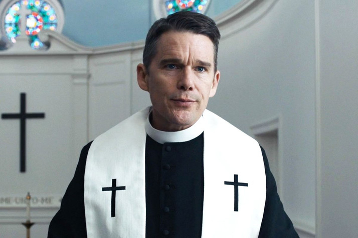 First Reformed: Fascinating Ideas Undone by an Erratic Character Arc