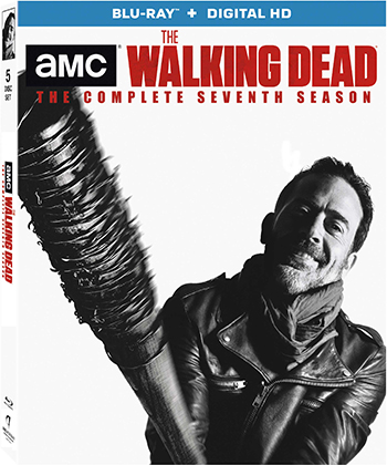 The Walking Dead: Season Seven Comes to Blu-ray, DVD, and Digital HD August 22nd