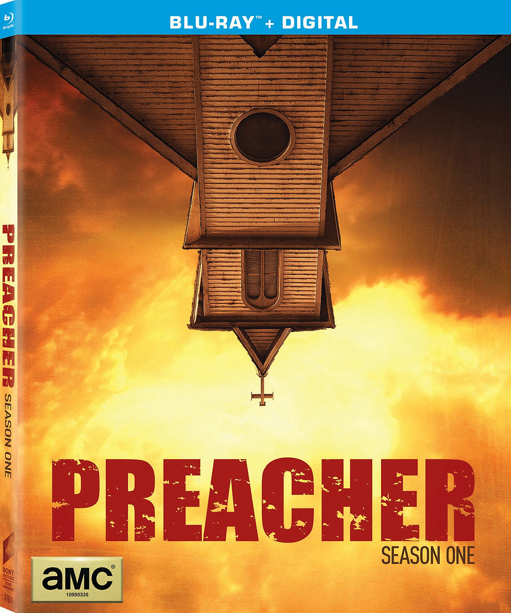 "Box art for ""Preacher: Season One"""