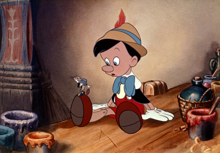 Pinocchio (Signature Collection): A Grand Adventure with a Twist of Morality (Blu-ray)