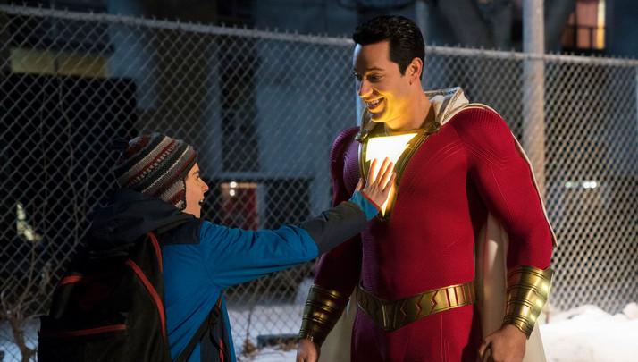 Shazam!: A DC Film Adaptation That Finally Breaks the Bland Streak (Blu-ray)