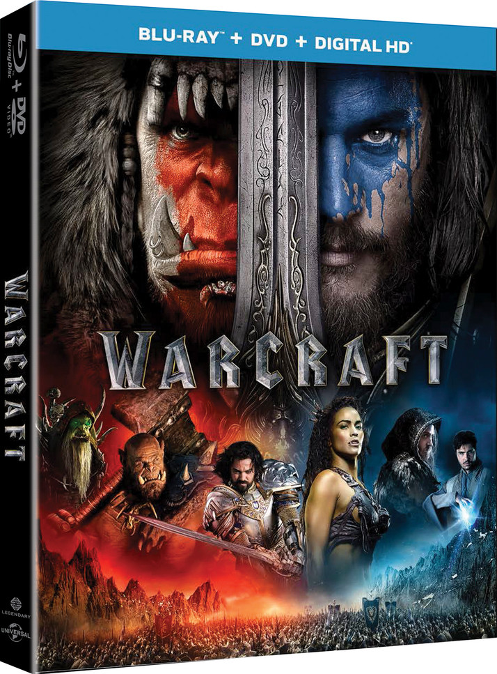 Warcraft Comes to Digital HD September 13th and Blu-ray/DVD September 27th