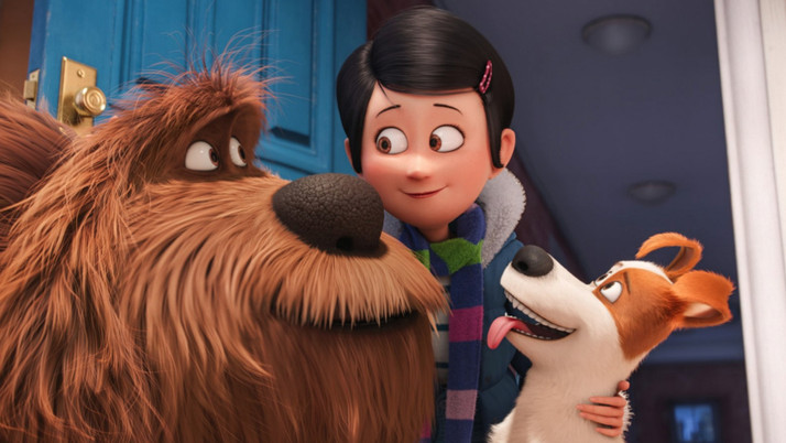 The Secret Life of Pets: Great Animation, but Lacking in Originality (Blu-ray)