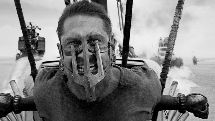 Mad Max: Fury Road (Black & Chrome Edition): Brilliantly Made, but Lacking in Story and Characte