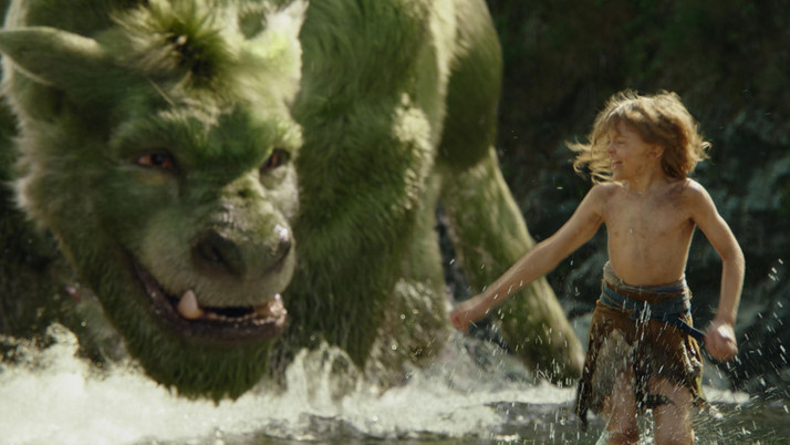 Pete's Dragon (2016): A Charming and Delightful Film for the Whole Family (Blu-ray)