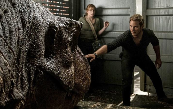 Jurassic World: Fallen Kingdom: An Improvement, but Not Nearly Enough (Blu-ray)