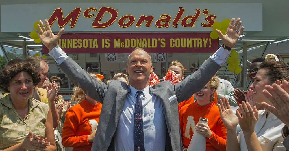 "Michael Keaton in ""The Founder"""