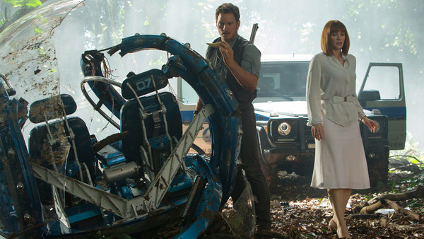 Jurassic World: An All-Around Disappointment (Blu-ray)