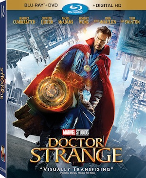 Marvel's Doctor Strange Comes to Digital HD February 14th and Blu-ray/DVD on February 28th