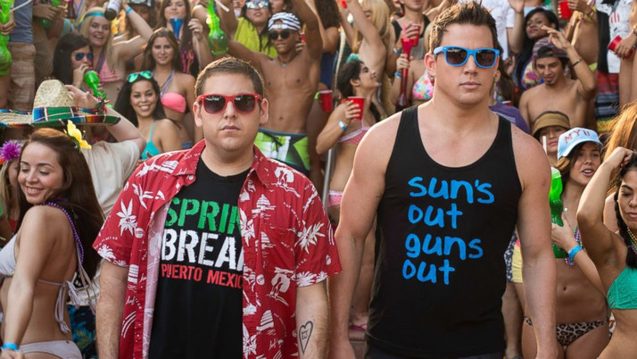22 Jump Street: A Delightful Sequel to the Hysterical Original (Blu-ray)