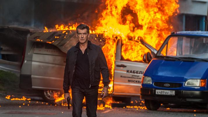 The November Man: A Pale Imitation of a Spy Thriller (Blu-ray)