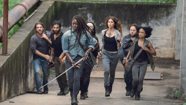The Walking Dead: Season Nine: New Showrunner, Same Problems