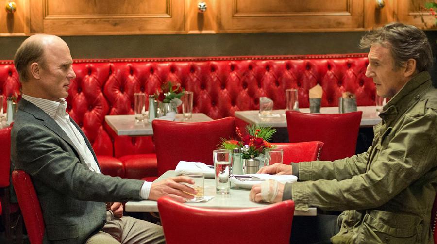 "Ed Harris and Liam Neeson in ""Run All Night"""