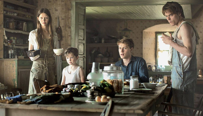 Marrowbone: A Decent Mystery with an Illogical Conclusion (Blu-ray)