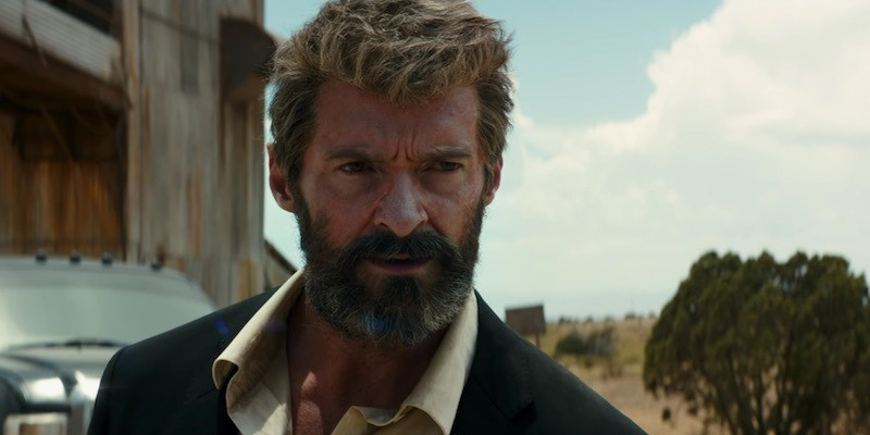 "Hugh Jackman in ""Logan"""