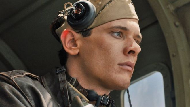 """Jack O'Connell in """"Unbroken"""""""