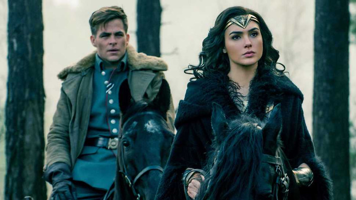 Wonder Woman: Another Letdown from the DCEU (Blu-ray)