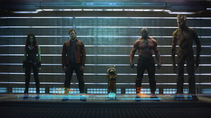Guardians of the Galaxy: Marvel Studios' Best Film Yet (Blu-ray)