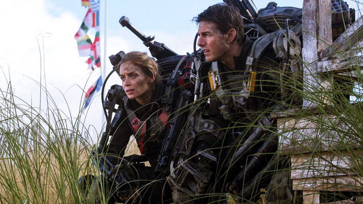 Edge of Tomorrow: A Breath of Fresh Air for Science Fiction (Blu-ray)