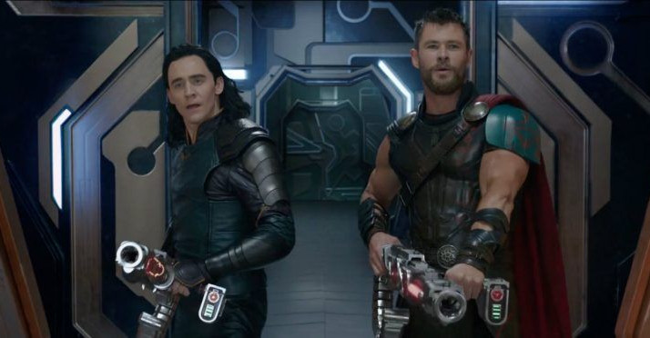 Thor: Ragnarok: A Dark Franchise Cranks Up the Fun