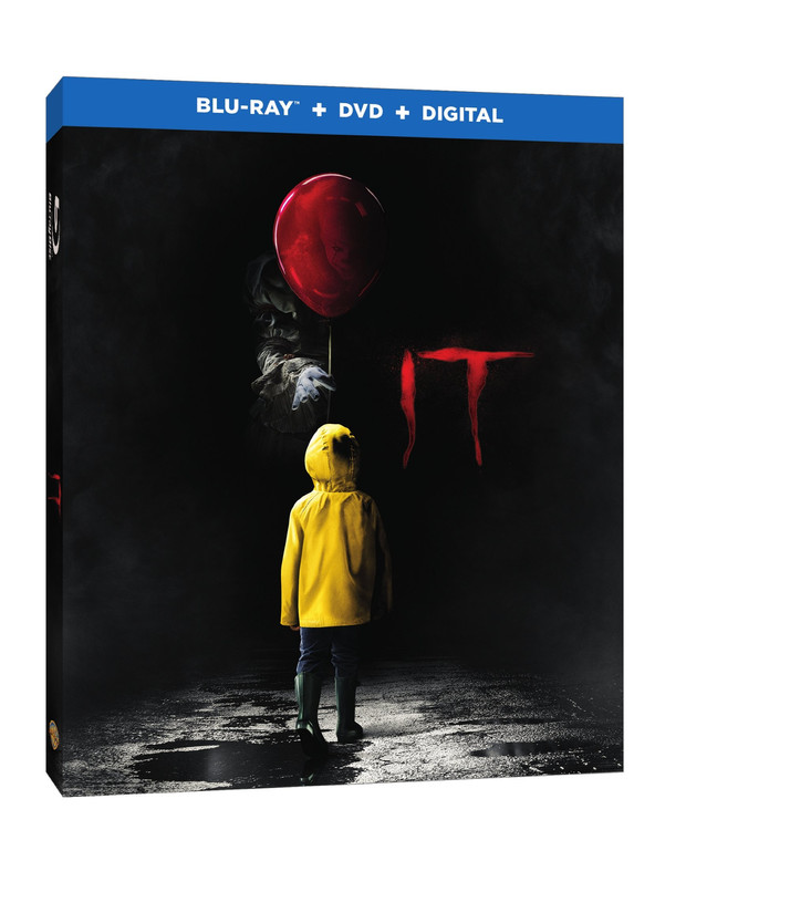 IT comes to Digital HD December 19th and Blu-ray/DVD January 9th