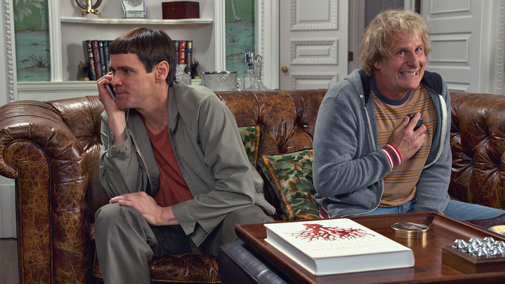 Dumb and Dumber To: An Embarrassing and Juvenile Sequel (Blu-ray)